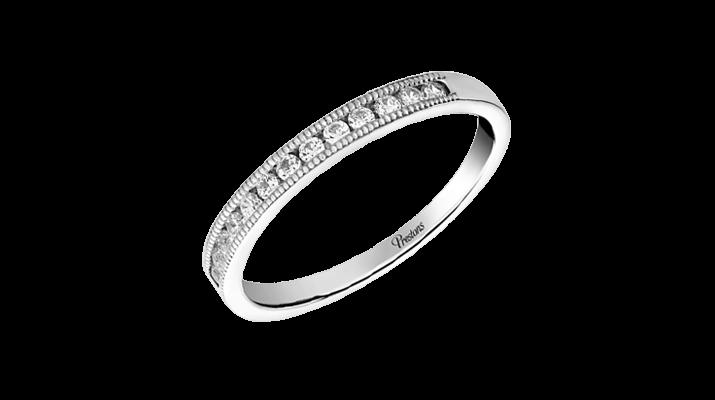 Half Eternity Rings