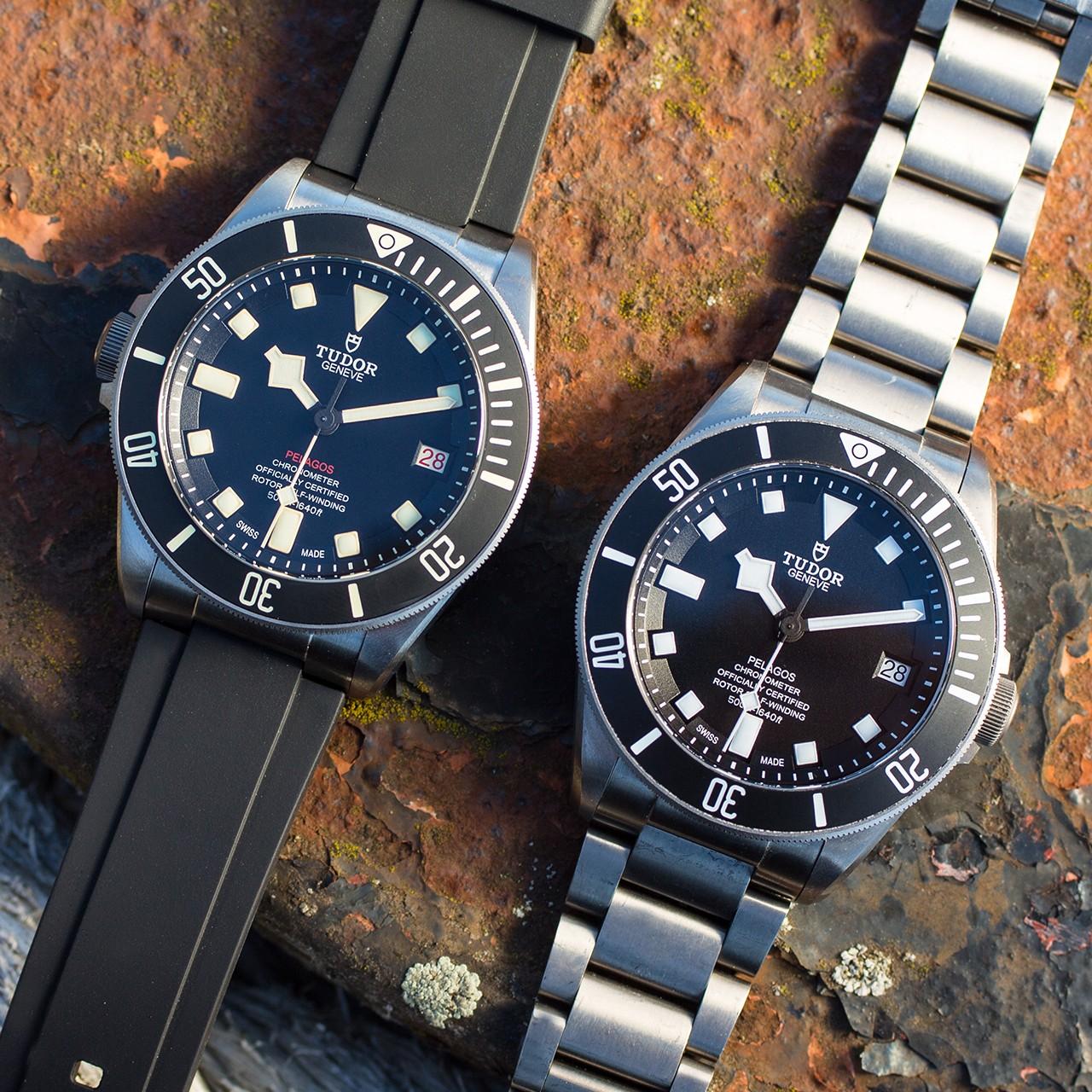 The Perfect Tool Watch: The TUDOR Pelagos